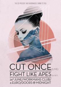 cut once FLA