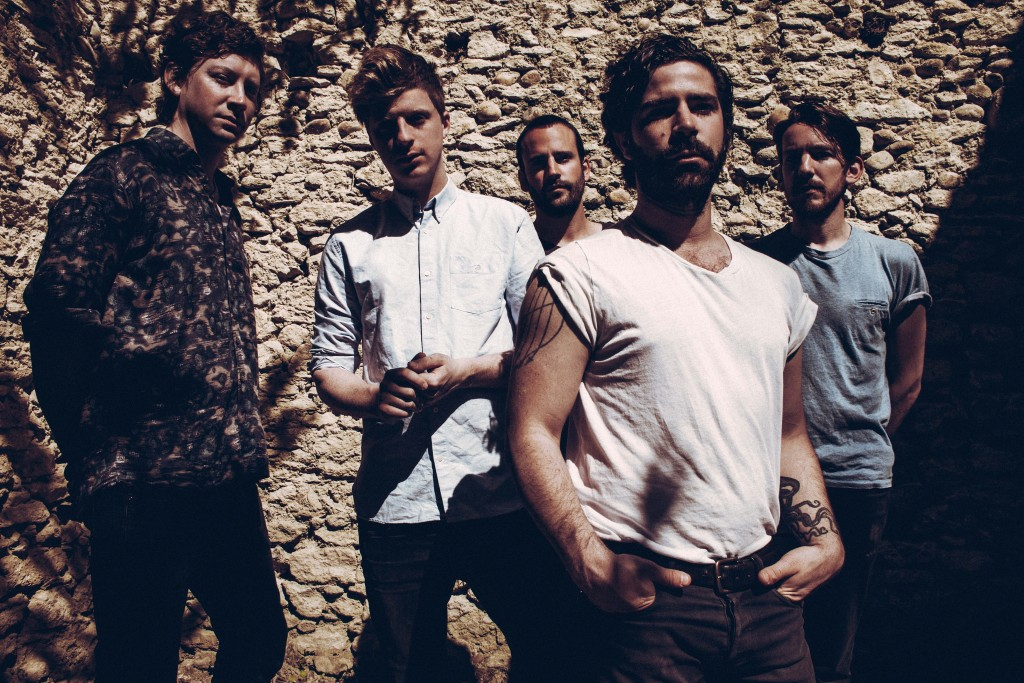 Foals 2015 PRESS SHOT 2
