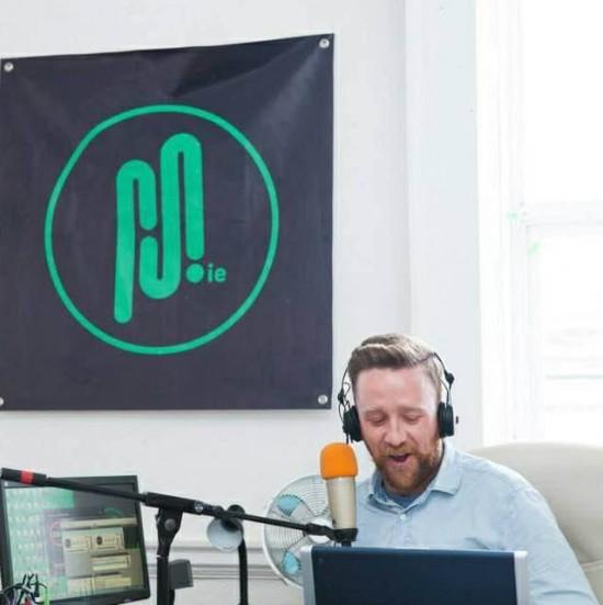 dwayne on the radio
