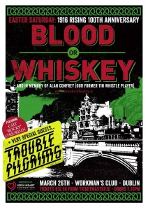 blood or whiskey