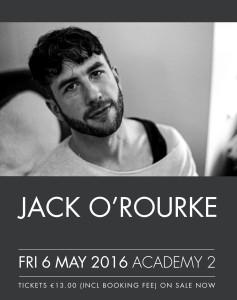 JACK O'ROURKE AD