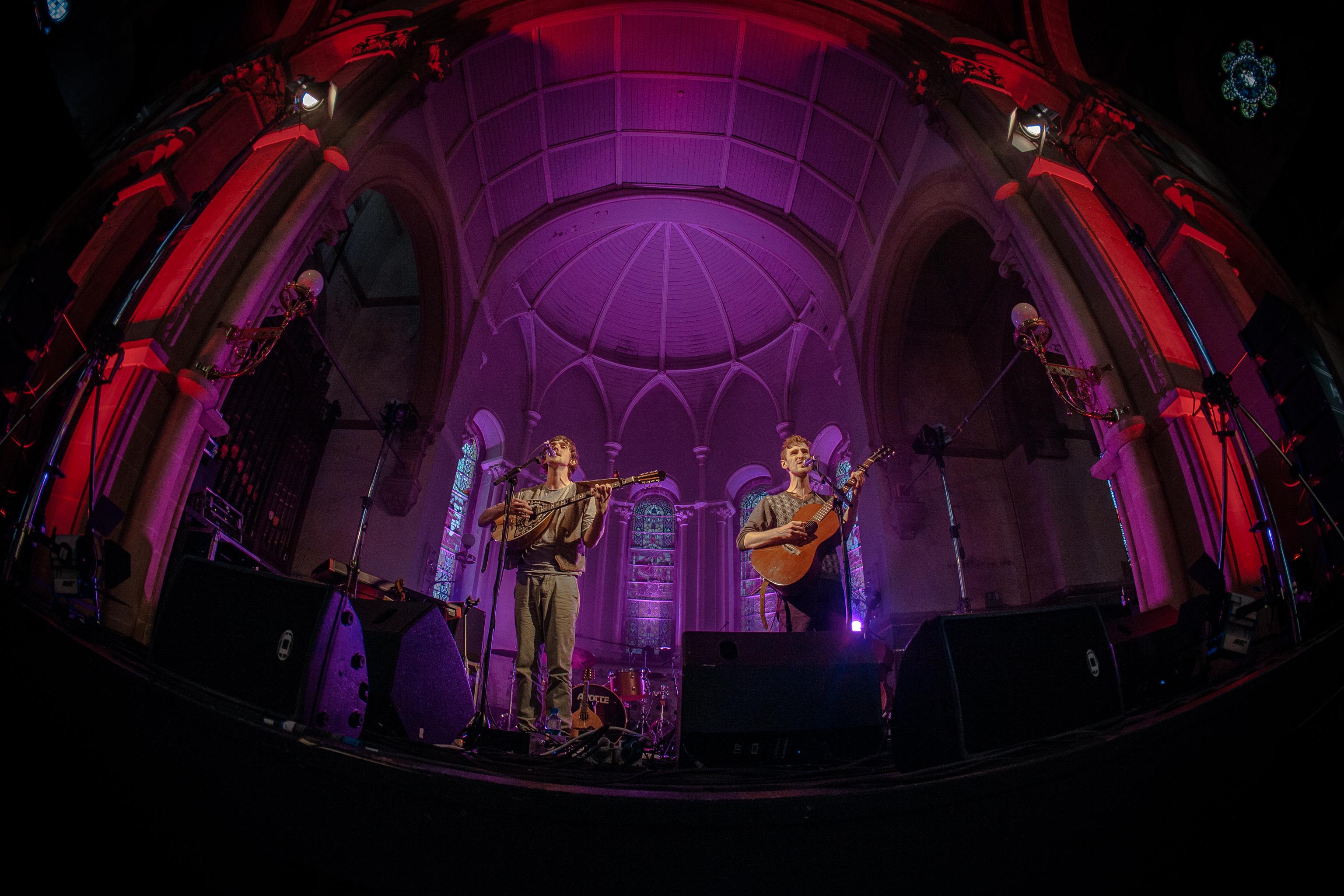 Ye Vagabonds, St Luke's, © Shane J Horan 2