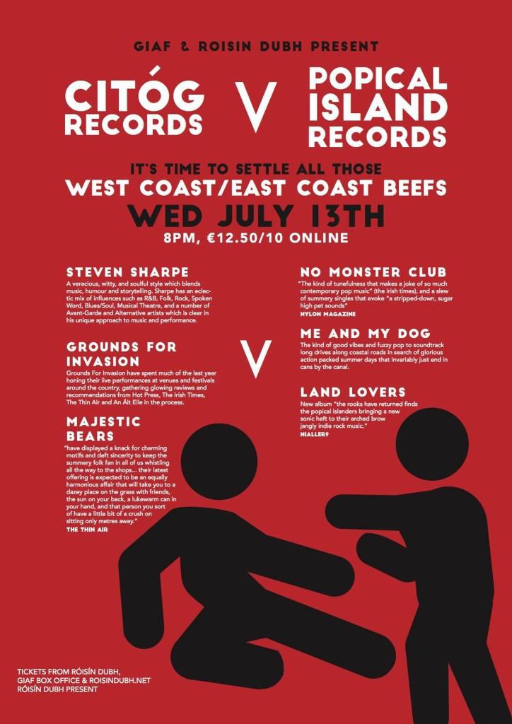 Citog Records VS Popical Island