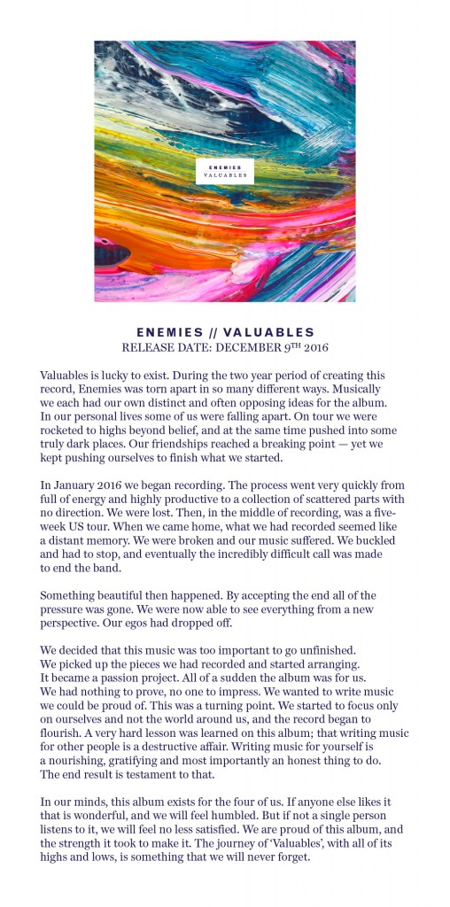 valuables