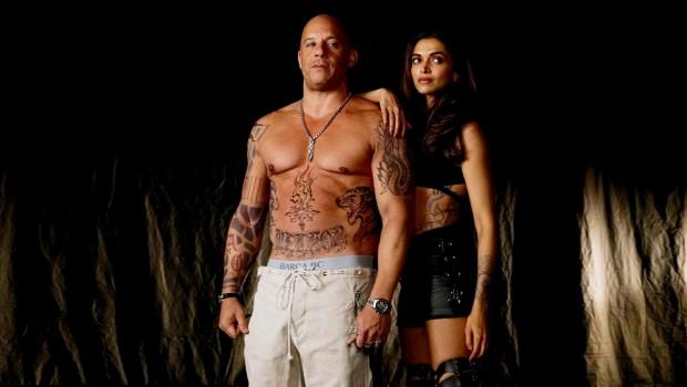 Vin Diesel & Deepika Padukone Stills from xXx: The Return of Xander Cage
