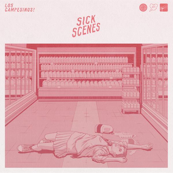 Sick Scenes digital art hi-res