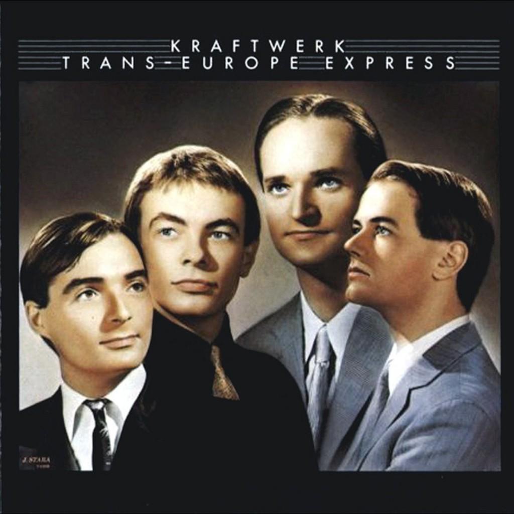 Kraftwerk - Trans-Europe Express (1977)EU