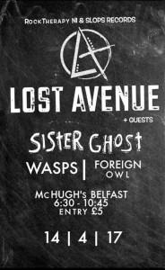 lost avenuesgetc