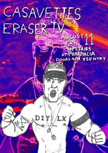 Casavettes Eraser TV