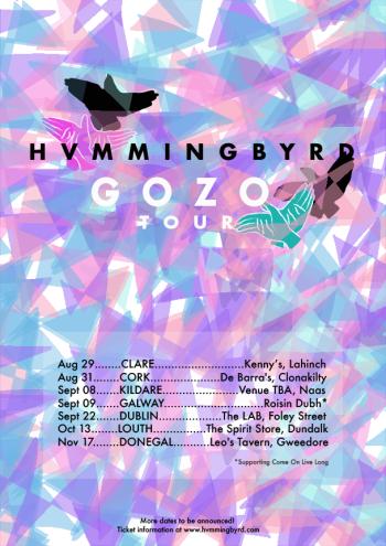 Hvmmingbyrd Gozo Tour Poster