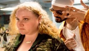 Patti Cake$ (2017) Danielle MacDonald as Patti and Siddharth Dhananjay as Jheri