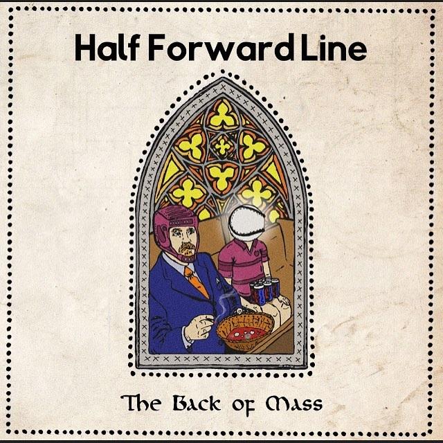 half forward line artwork