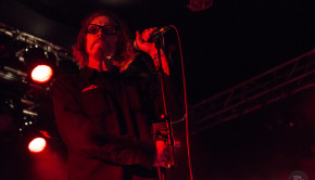 Mark Lanegan Band performs @ Mandela Hall, Belfast