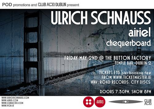 Club AC30 Dublin Ulrich Schnauss (1)
