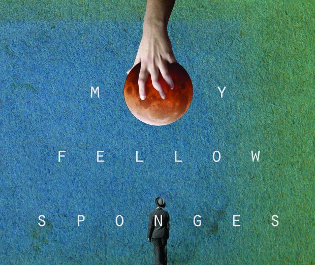 My Fellow Sponges_album cover_for print_CMYK_300dpi