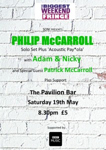 Pavilion May 19th 18