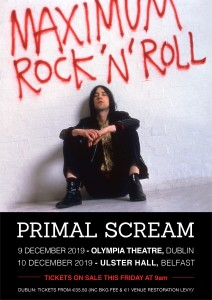 PRIMAL SCREAM DUB & BEL