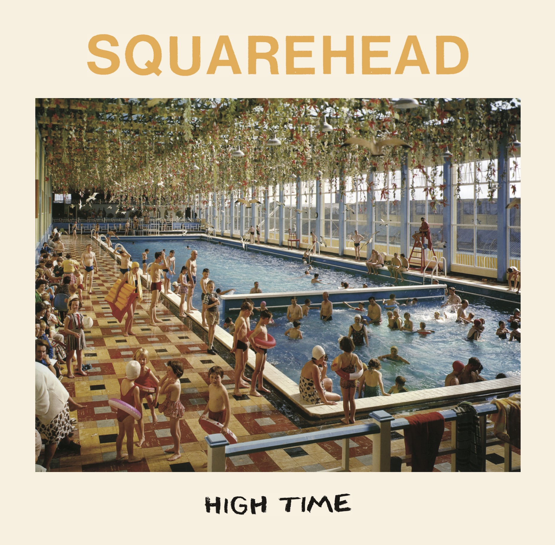 Squarehead High Time cover