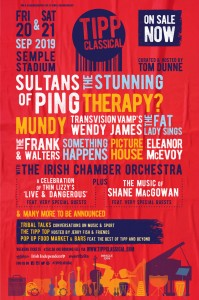 Tipp Classical - Féile - Therapy - Interview - Thurles - Remy Connolly