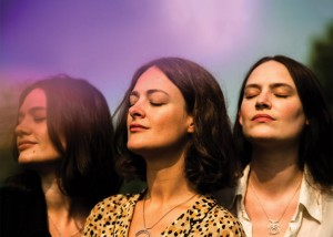 27e1b6ceb6255f British indie-folk sister trio The Staves are to play First Bangor Church  on August 22 as part of the Open House Festival.