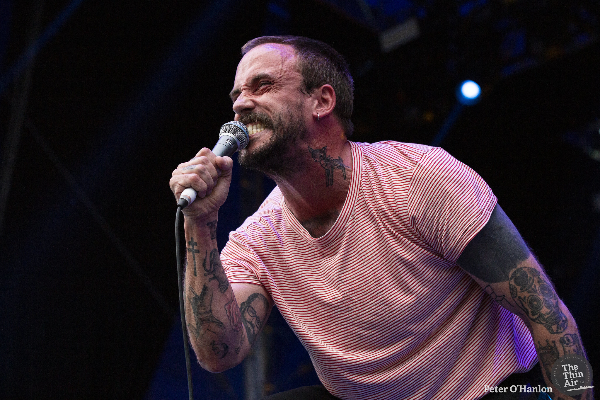 Idles @ The Iveagh Gardens