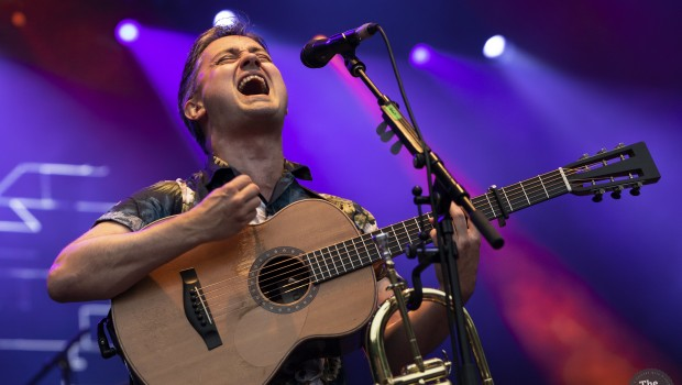 Villagers @ The Iveagh Gardens